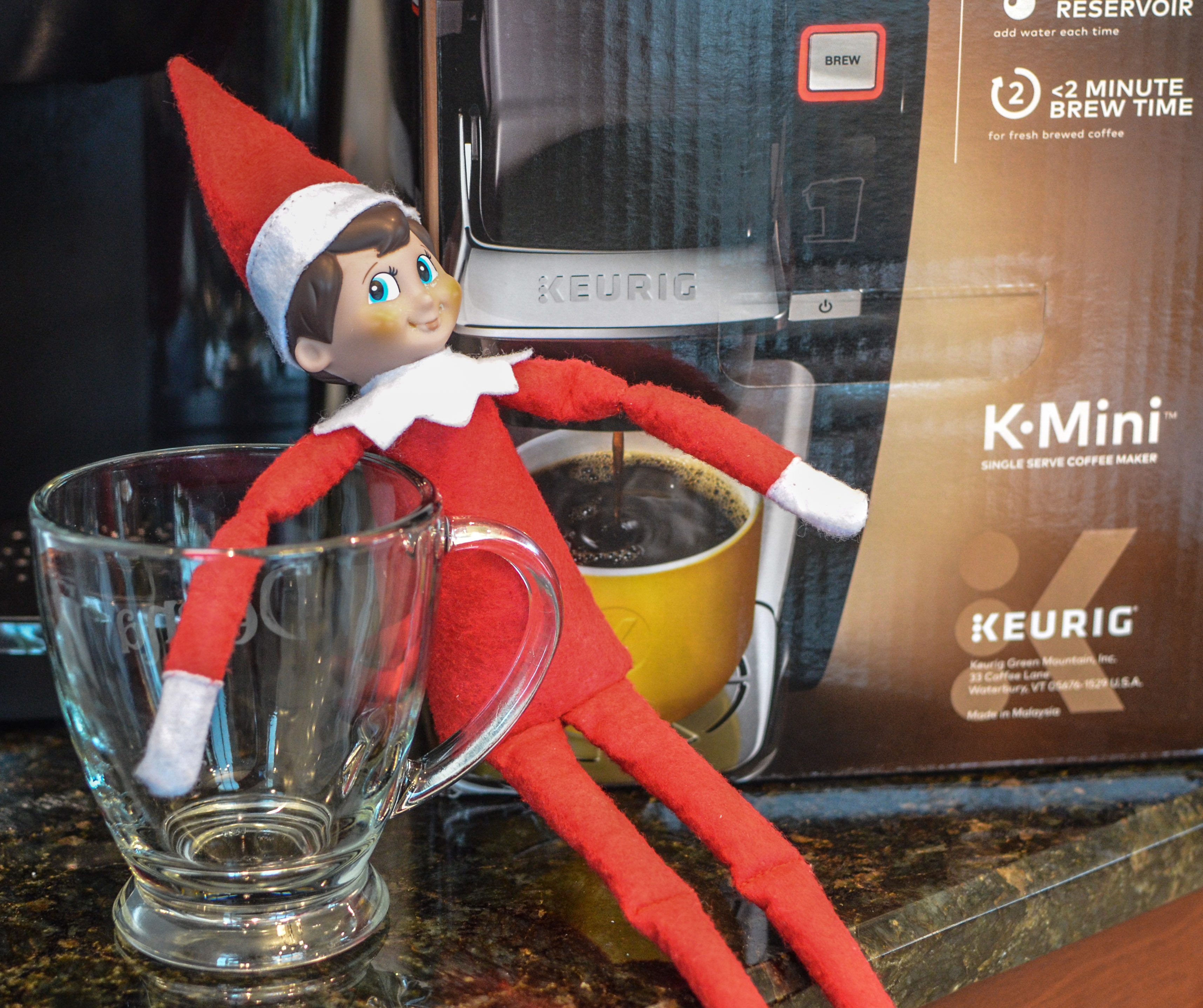 Keurig K-Cup Coffee Machine